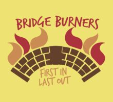 Bridge BURNERS first in last out Kids Clothes