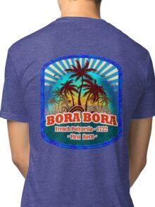 Sunset Bora Bora Tri-blend T-Shirt