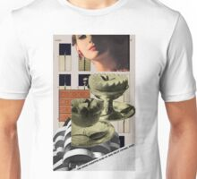 The Bride Stripped Bare by Her Fruit Course, Even Unisex T-Shirt