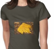 Some Local Color. Womens Fitted T-Shirt