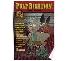 Pulp Ricktion Poster