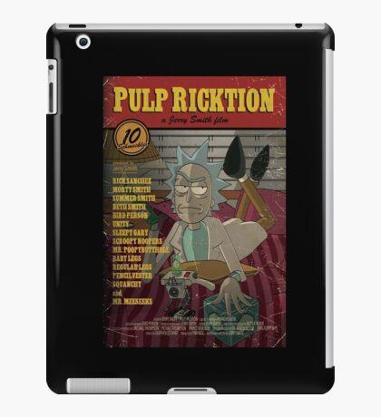 Pulp Ricktion iPad Case/Skin