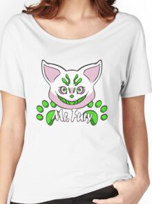 Mr Fury Green Variant Solo Women's Relaxed Fit T-Shirt