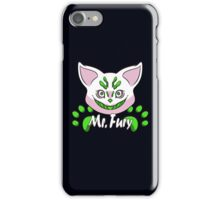 Mr Fury Green Variant Solo iPhone Case/Skin