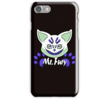 Mr Fury Blue Variant Solo iPhone Case/Skin