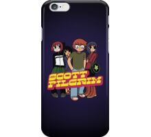 Scott Pilgrim odds & ends v3 iPhone Case/Skin