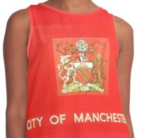 City of Manchester - crest Contrast Tank