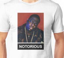 Notorious BIG - Biggie Smalls Unisex T-Shirt