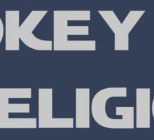 Hokey Religion: The Star Wars Podcast Sticker