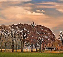 Carlisle Homestead by sundawg7