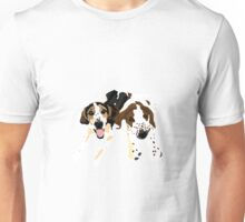 Fred and Sophie Unisex T-Shirt