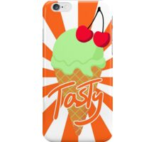 Scoop and Cherry iPhone Case/Skin