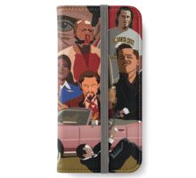 Homage Quentin T. iPhone Wallet/Case/Skin