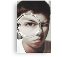 Be Magnified Canvas Print