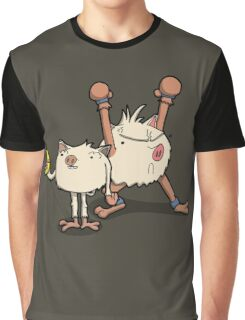Number 56 and 57 Graphic T-Shirt