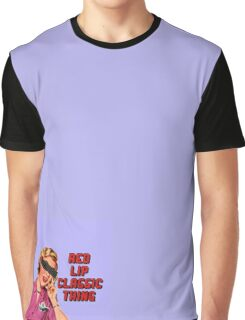 red lip classic thing Graphic T-Shirt