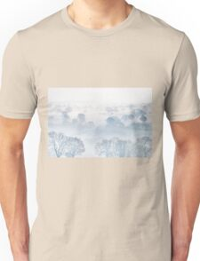 Ethereal Morning Mist Unisex T-Shirt
