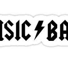 "Music Band – Buscemi, ""how do you do, fellow kids?"" Sticker"