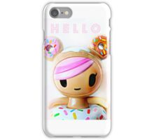 Hello Kawaii iPhone Case/Skin