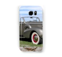 1937 Cadillac Fleetwood Convertible Sedan Samsung Galaxy Case/Skin