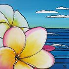 Frangipani Paradise by David  Bell