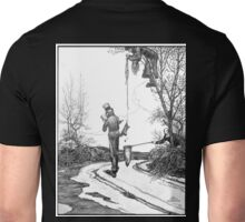 Heath Robinson, illustration, Theft? W. Heath Robinson Unisex T-Shirt