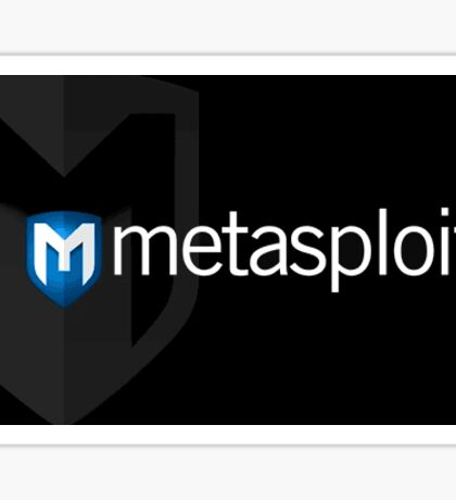 Metasploit Sticker