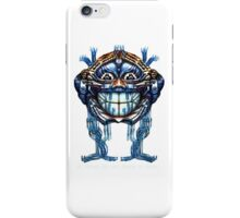 All Wired Up and Ready to Party iPhone Case/Skin