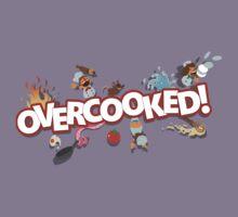 Overcooked Kids Tee