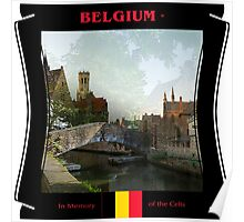 Belgium - In Memory of the Celts Poster