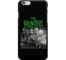 The Munsters iPhone Case/Skin