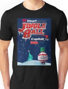 Jingle Ball 2016 Unisex T-Shirt