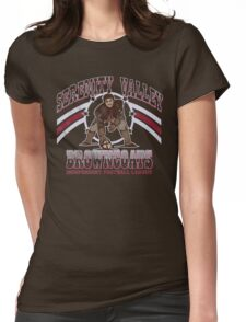GO Browncoats Womens Fitted T-Shirt