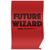 Future Wizard Poster