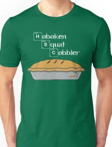 Hoboken Squat Cobbler 4 Unisex T-Shirt