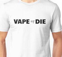 vape vaporizer smoking smoker weed funny cool vaping t shirts Unisex T-Shirt
