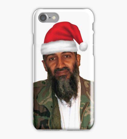 Merry Christmas! - Osama Bin Laden iPhone Case/Skin