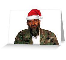 Merry Christmas! - Osama Bin Laden Greeting Card