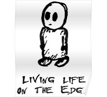 Life on the Edge Poster