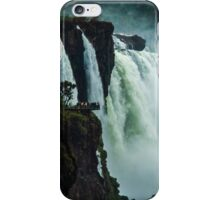 Iguaza Falls - No. 4 iPhone Case/Skin