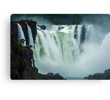 Iguaza Falls - No. 4 Canvas Print