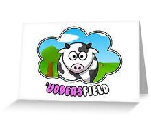 'uddersfield Greeting Card