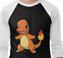 Charmander Cute Men's Baseball ¾ T-Shirt