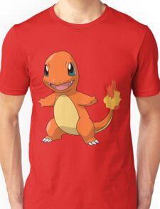 Charmander Cute Unisex T-Shirt