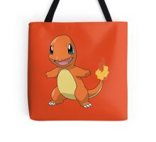 Charmander Cute Tote Bag