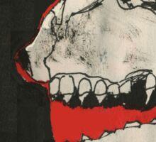 Skull dog Sticker