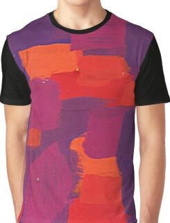 Abstract color 3 Graphic T-Shirt