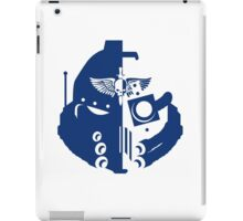 Space Marine Helmet iPad Case/Skin