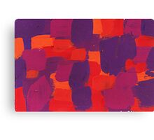 Abstract color 3 Canvas Print