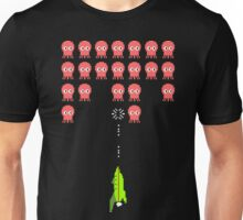 Lobster invaders Unisex T-Shirt